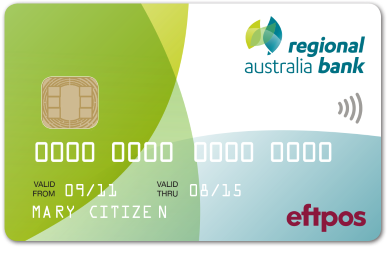Eftpos Access Card